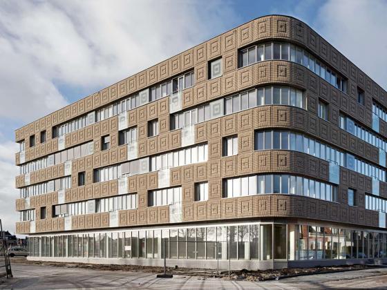 荷兰Bloemsingel激情城市项目第1张图片