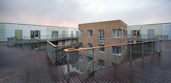 荷兰Bloemsingel激情城市项目外部-荷兰Bloemsingel激情城市项目第2张图片