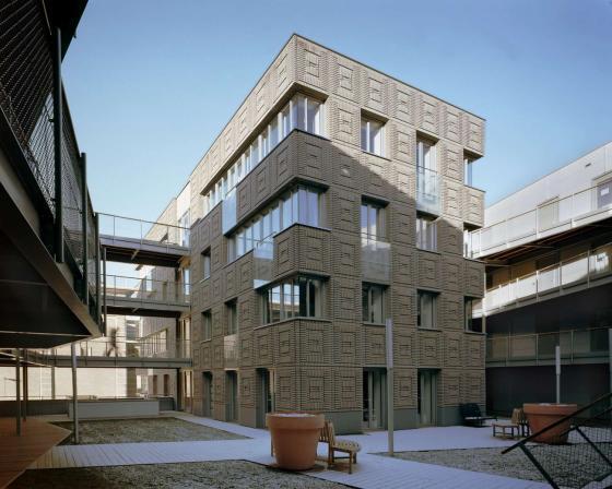 荷兰Bloemsingel激情城市项目外部-荷兰Bloemsingel激情城市项目第3张图片