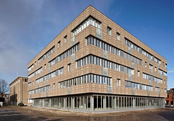 荷兰Bloemsingel激情城市项目外部-荷兰Bloemsingel激情城市项目第4张图片