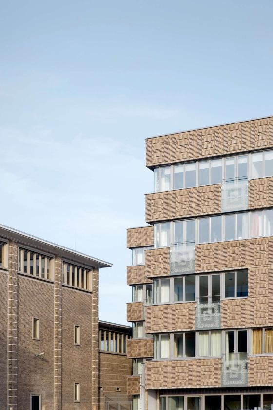 荷兰Bloemsingel激情城市项目外部-荷兰Bloemsingel激情城市项目第6张图片