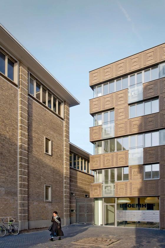 荷兰Bloemsingel激情城市项目外部-荷兰Bloemsingel激情城市项目第8张图片