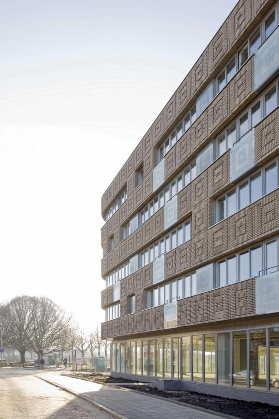 荷兰Bloemsingel激情城市项目外部-荷兰Bloemsingel激情城市项目第9张图片