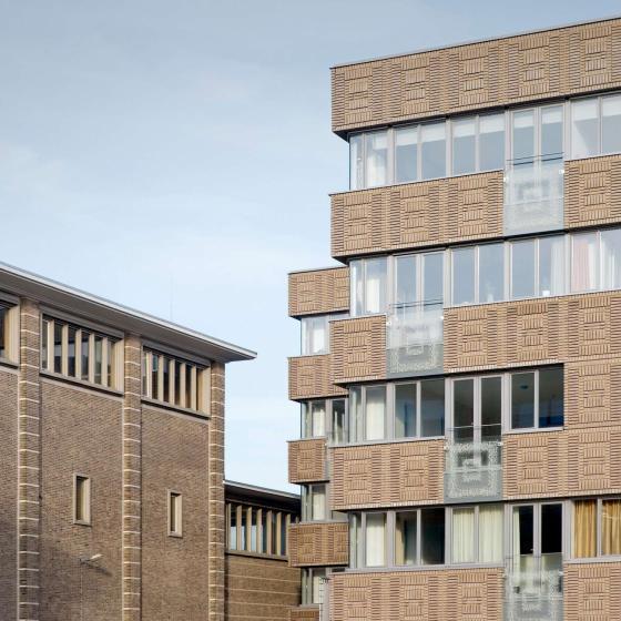 荷兰Bloemsingel激情城市项目外部-荷兰Bloemsingel激情城市项目第10张图片