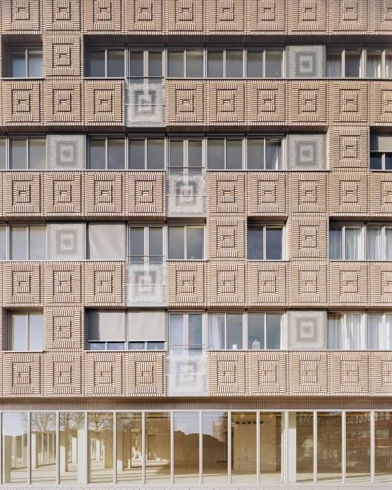 荷兰Bloemsingel激情城市项目外部-荷兰Bloemsingel激情城市项目第11张图片