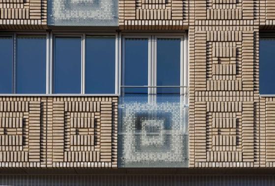 荷兰Bloemsingel激情城市项目外部-荷兰Bloemsingel激情城市项目第12张图片
