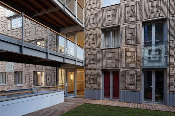 荷兰Bloemsingel激情城市项目外部-荷兰Bloemsingel激情城市项目第14张图片
