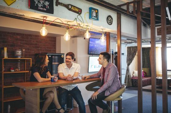 塞尔维亚Devana Technologies公司-塞尔维亚Devana Technologies公司办公室第4张图片
