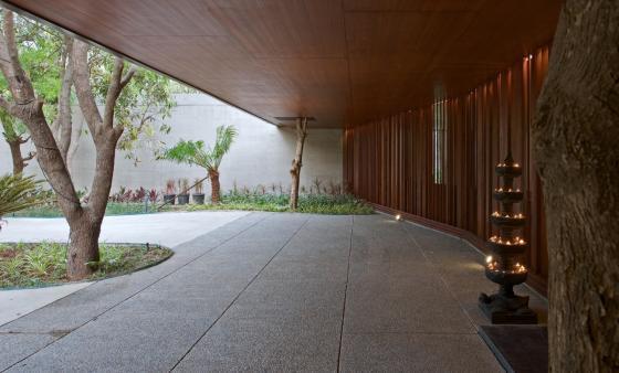 马哈拉施特拉邦DIYA住宅外部实景-马哈拉施特拉邦DIYA住宅第6张图片