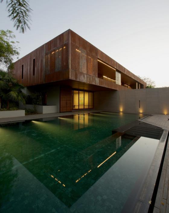 马哈拉施特拉邦DIYA住宅外部实景-马哈拉施特拉邦DIYA住宅第8张图片