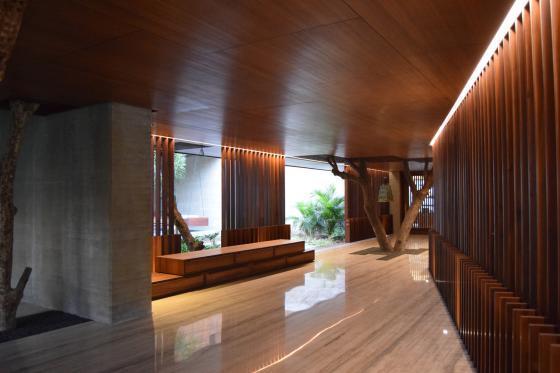 马哈拉施特拉邦DIYA住宅内部实景-马哈拉施特拉邦DIYA住宅第12张图片