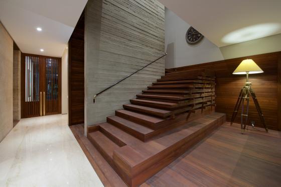 马哈拉施特拉邦DIYA住宅内部实景-马哈拉施特拉邦DIYA住宅第17张图片
