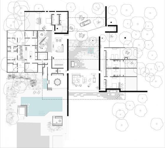 马哈拉施特拉邦DIYA住宅平面图-马哈拉施特拉邦DIYA住宅第25张图片