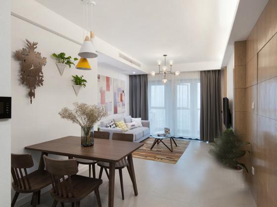 现代简洁质朴风格住宅第1张图片