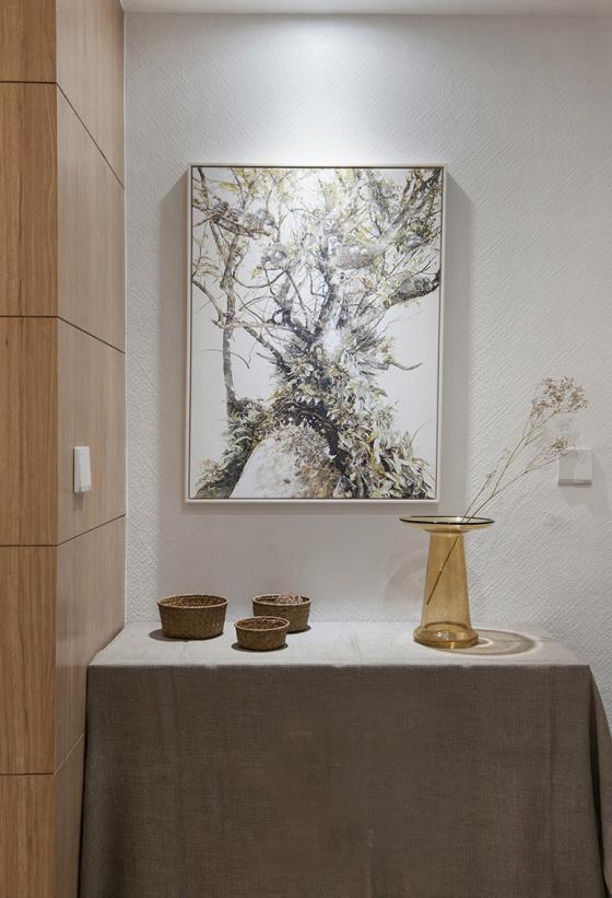 现代简洁质朴风格住宅室内实景图-现代简洁质朴风格住宅第3张图片