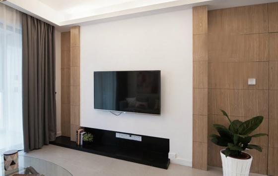 现代简洁质朴风格住宅室内实景图-现代简洁质朴风格住宅第6张图片