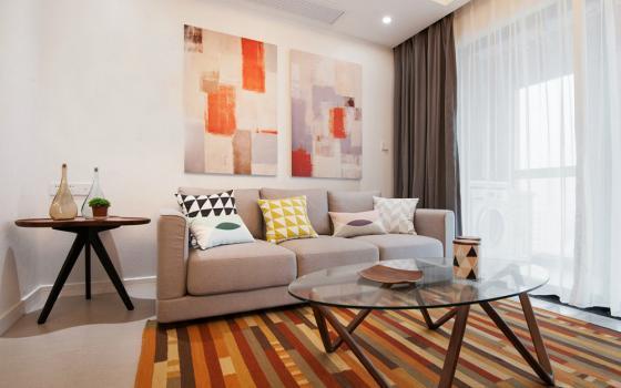 现代简洁质朴风格住宅室内实景图-现代简洁质朴风格住宅第4张图片