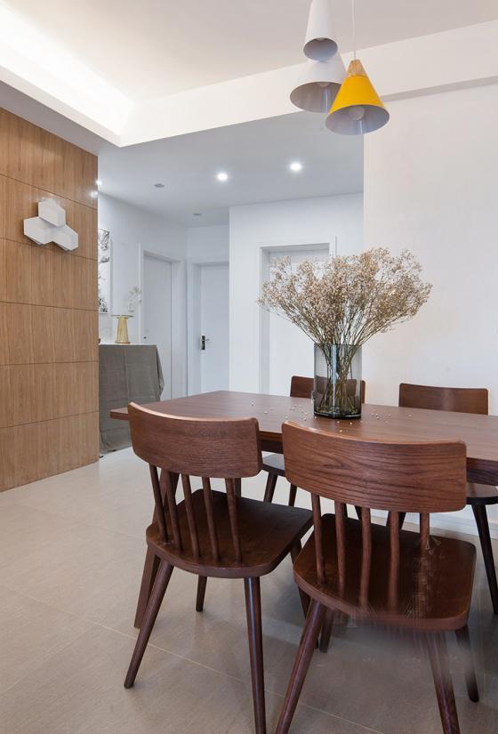 现代简洁质朴风格住宅室内实景图-现代简洁质朴风格住宅第8张图片