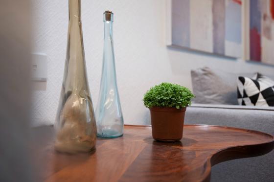 现代简洁质朴风格住宅室内实景图-现代简洁质朴风格住宅第7张图片