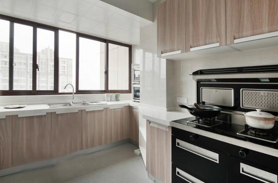 现代简洁质朴风格住宅室内实景图-现代简洁质朴风格住宅第9张图片