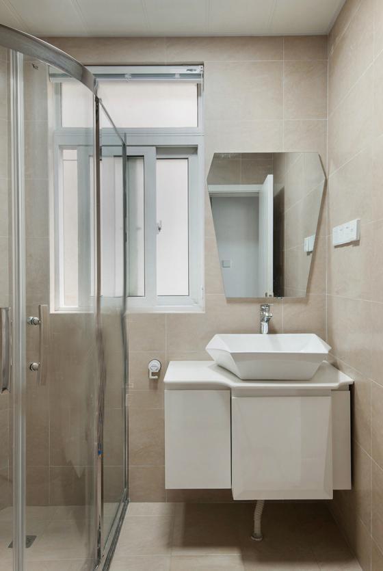 现代简洁质朴风格住宅室内实景图-现代简洁质朴风格住宅第10张图片