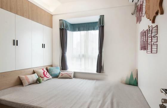 现代简洁质朴风格住宅室内实景图-现代简洁质朴风格住宅第13张图片