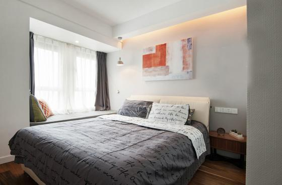 现代简洁质朴风格住宅室内实景图-现代简洁质朴风格住宅第15张图片