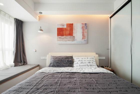 现代简洁质朴风格住宅室内实景图-现代简洁质朴风格住宅第16张图片
