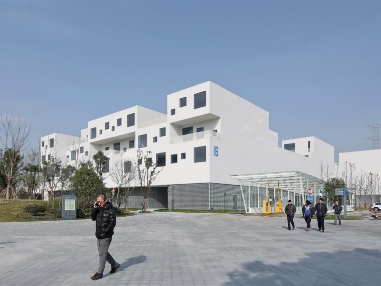 上海安亭汽车城研发创新中心