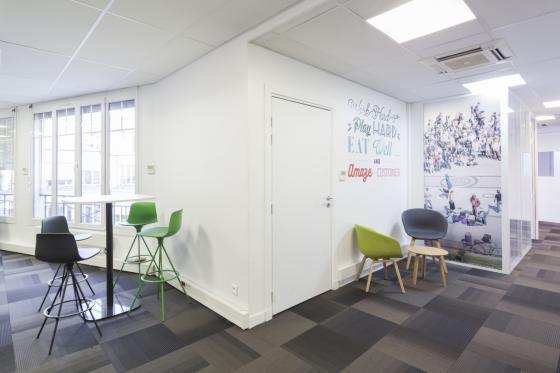 法国Scality公司办公室室内实景图-法国Scality公司办公室第3张图片
