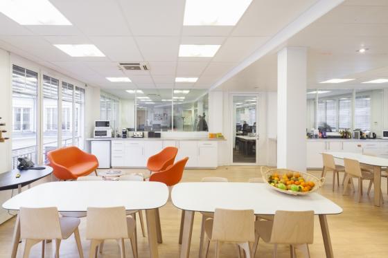 法国Scality公司办公室室内实景图-法国Scality公司办公室第5张图片