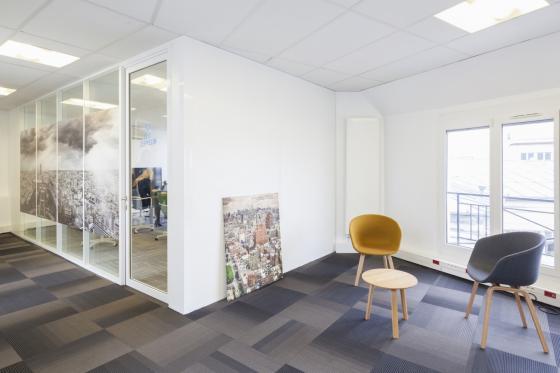 法国Scality公司办公室室内实景图-法国Scality公司办公室第8张图片