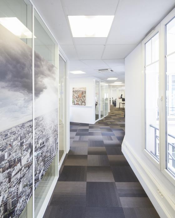 法国Scality公司办公室室内实景图-法国Scality公司办公室第7张图片