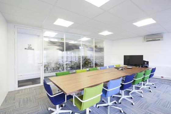 法国Scality公司办公室室内实景图-法国Scality公司办公室第9张图片