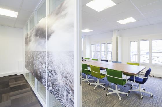 法国Scality公司办公室室内实景图-法国Scality公司办公室第10张图片