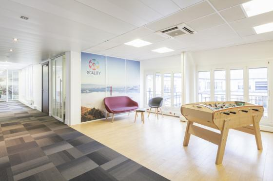 法国Scality公司办公室室内实景图-法国Scality公司办公室第11张图片