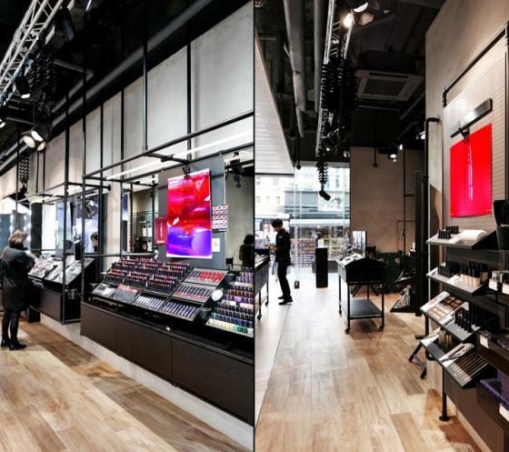 韩国eSpoir概念店室内实景图-韩国eSpoir概念店第3张图片