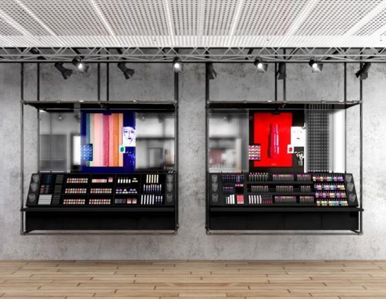 韩国eSpoir概念店室内实景图-韩国eSpoir概念店第2张图片