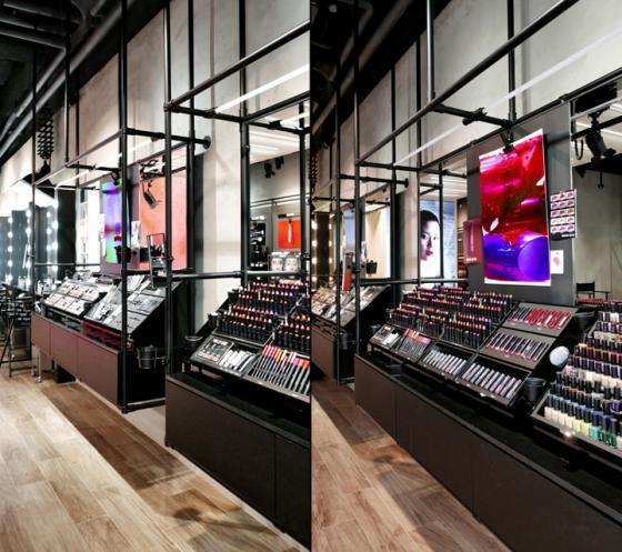 韩国eSpoir概念店室内实景图-韩国eSpoir概念店第5张图片