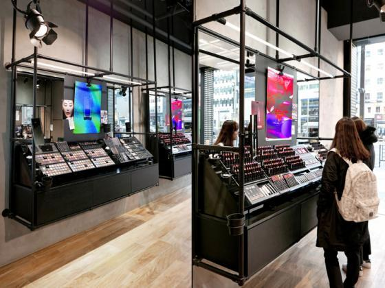 韩国eSpoir概念店室内实景图-韩国eSpoir概念店第11张图片