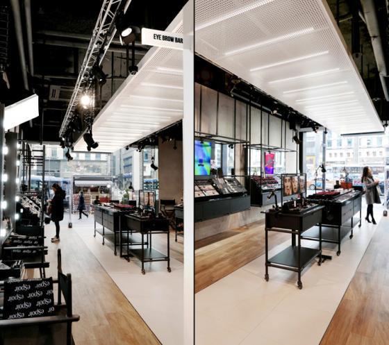 韩国eSpoir概念店室内实景图-韩国eSpoir概念店第10张图片