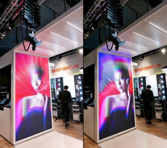 韩国eSpoir概念店室内实景图-韩国eSpoir概念店第9张图片