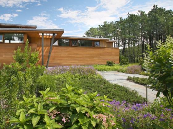 美国Ballston海滩住宅第1张图片