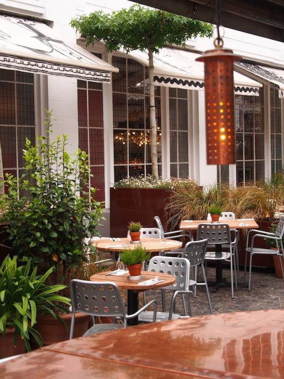 英国Kings街道咖啡馆庭院改造外部-英国Kings街道咖啡馆庭院改造第4张图片