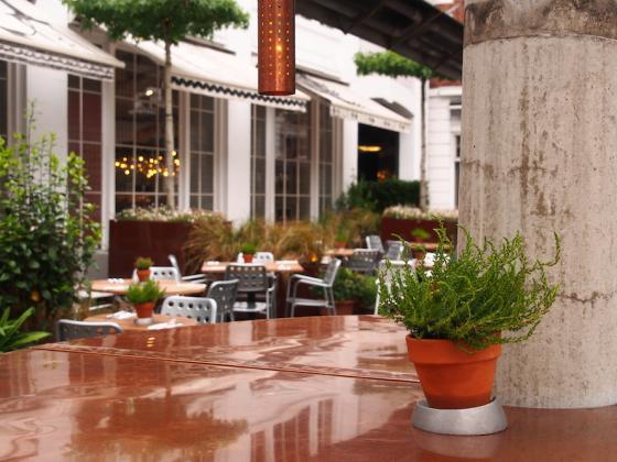 英国Kings街道咖啡馆庭院改造外部-英国Kings街道咖啡馆庭院改造第3张图片