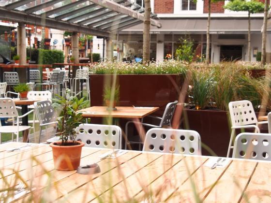 英国Kings街道咖啡馆庭院改造外部-英国Kings街道咖啡馆庭院改造第13张图片