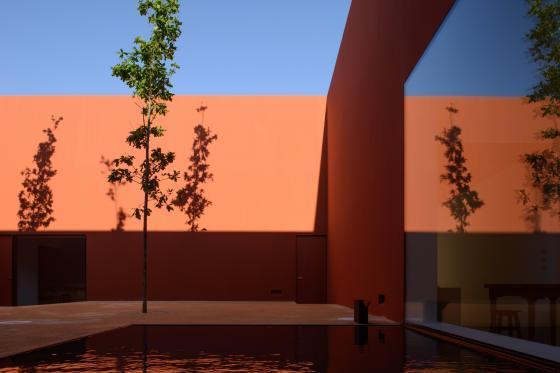 葡萄牙奥埃拉斯住宅外部实景图-葡萄牙奥埃拉斯住宅第5张图片