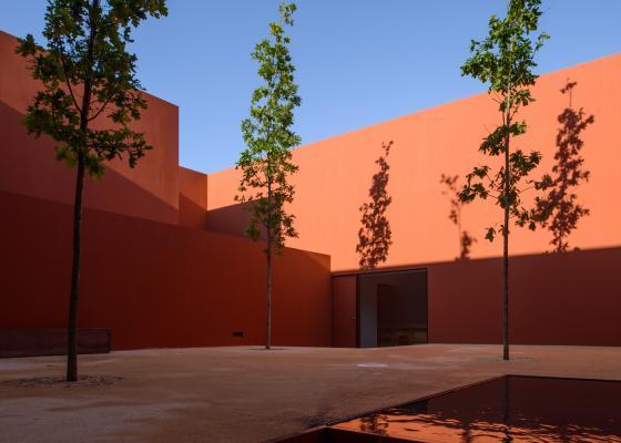 葡萄牙奥埃拉斯住宅外部实景图-葡萄牙奥埃拉斯住宅第4张图片