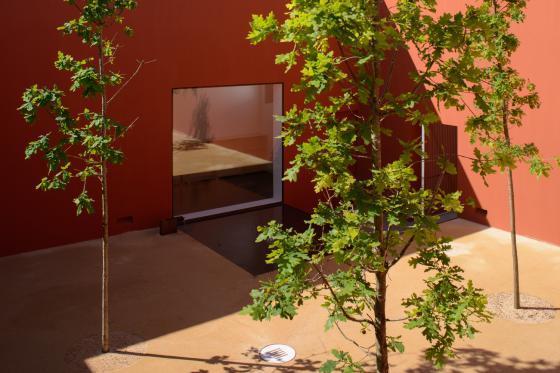 葡萄牙奥埃拉斯住宅外部实景图-葡萄牙奥埃拉斯住宅第6张图片