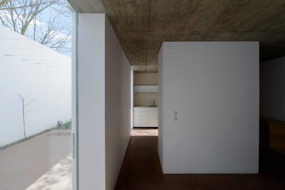 葡萄牙奥埃拉斯住宅内部实景图-葡萄牙奥埃拉斯住宅第11张图片